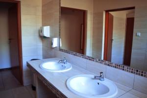 Sala weselna Radom - toalety